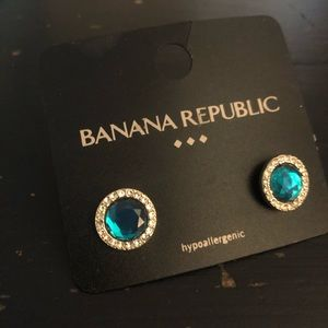 Banana Republic Earrings - NWT